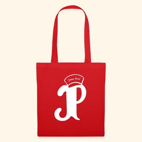 Jimini Prod' Logo Blanc - Tote Bag