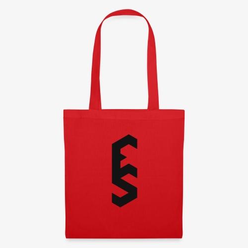 Logo Eloquent Silence noir - Tote Bag