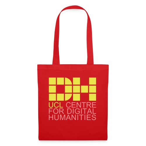 DH UCL captioned remix - Tote Bag