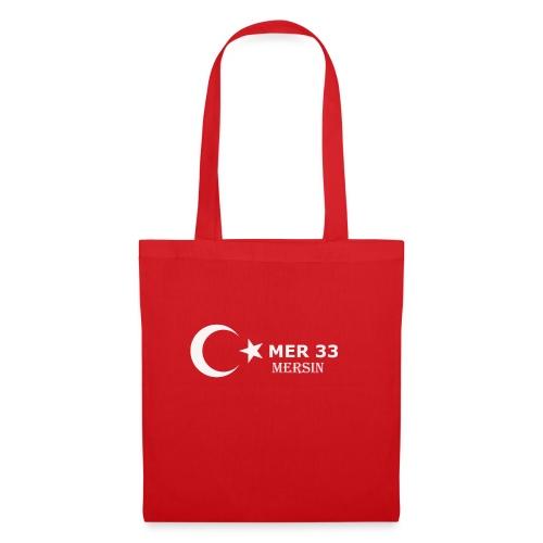 mersin 33 Türkei Türkye - Stoffbeutel