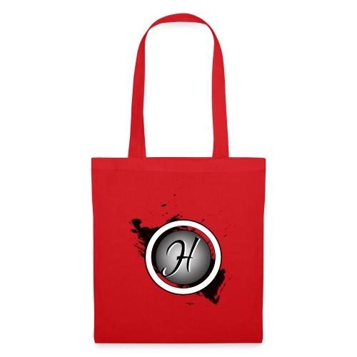 en noir est blanc logo - Tote Bag