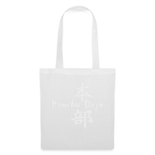 HombuDojo logo wt trans hr - Tote Bag