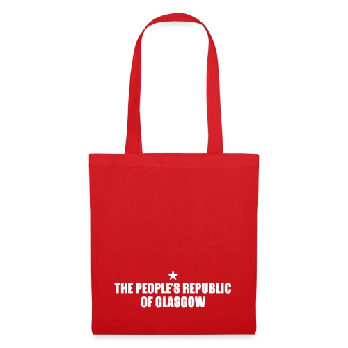 People's Republic Glasgow - Tote Bag
