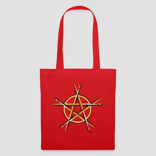 PAGAN PAINTER - Tote Bag