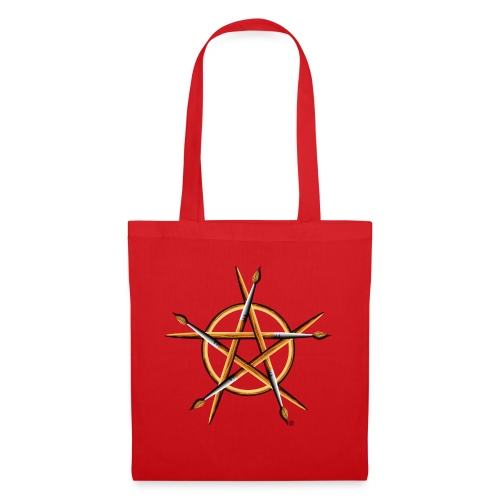 PAGAN PAINTER - Tote Bag