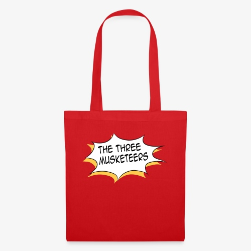 3 Musketeers Bamm - Tote Bag