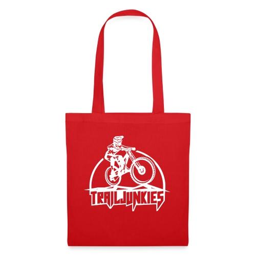 Trailjunkies Downhill - Stoffbeutel
