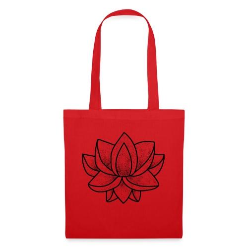 Lotus - Sac en tissu