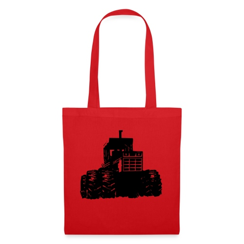 IH 4WD Tractor - Tote Bag