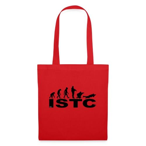 ISTC NOIR - Sac en tissu