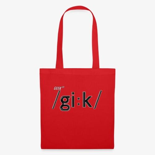 GEEK V2 - Tote Bag