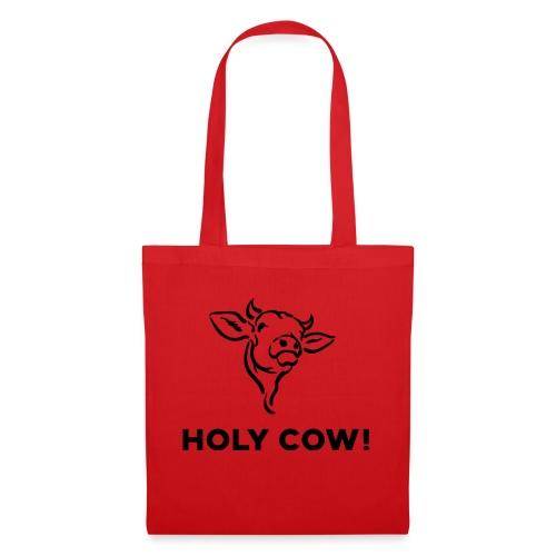 T-Shirt Holy Cow - Stoffbeutel