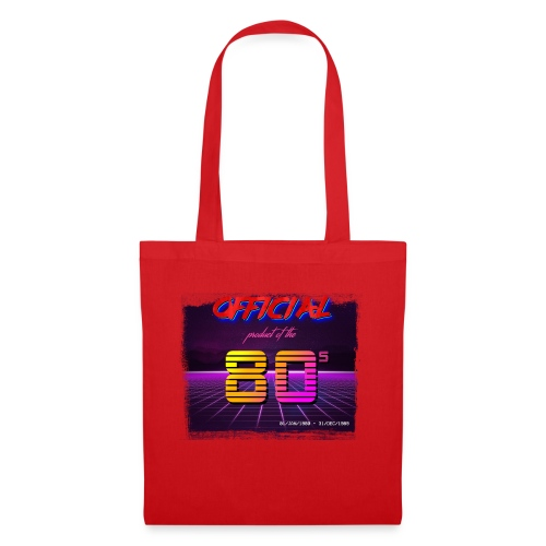 Official product of the 80's clothing - Tote Bag