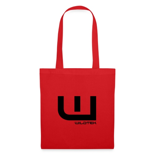 Wildtek Logo Black - Tote Bag