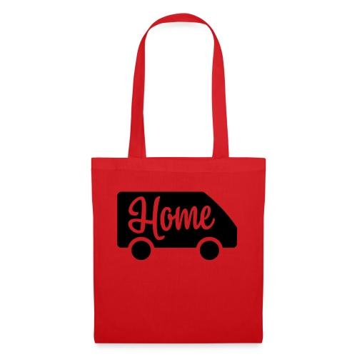 Home in a van - Autonaut.com - Tote Bag