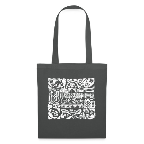 backyard 1 - Tote Bag