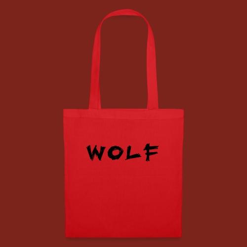 Wolf Font png - Tas van stof