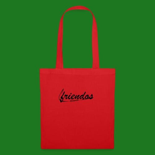 Mannen baseball t-shirt Friendos - Tas van stof