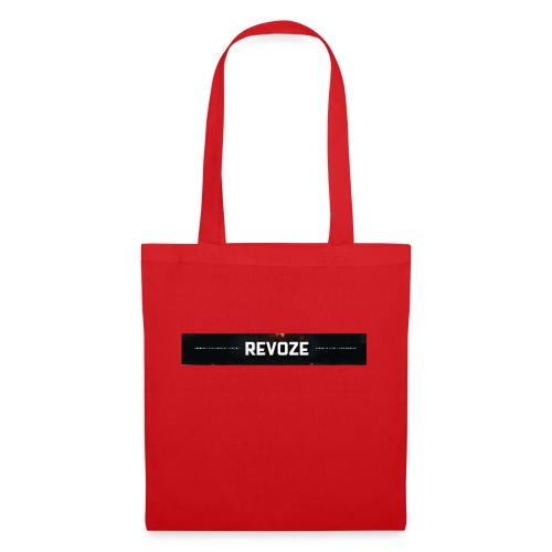 Merchandise met banner - Tas van stof