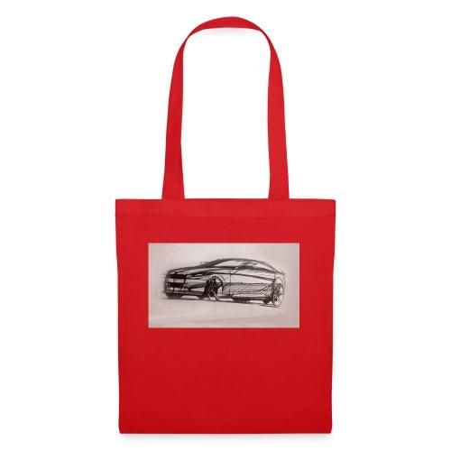 car - Tote Bag