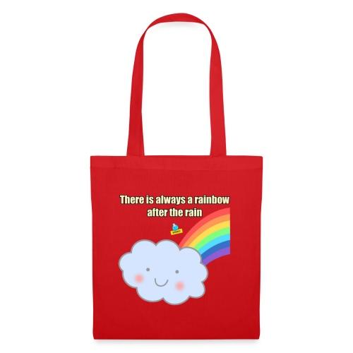 Bubbly! Rainbow - Borsa di stoffa