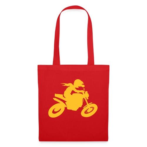 Biker solo - Stoffbeutel