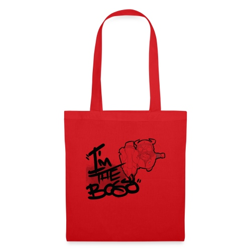 I´m The Boss - Bolsa de tela