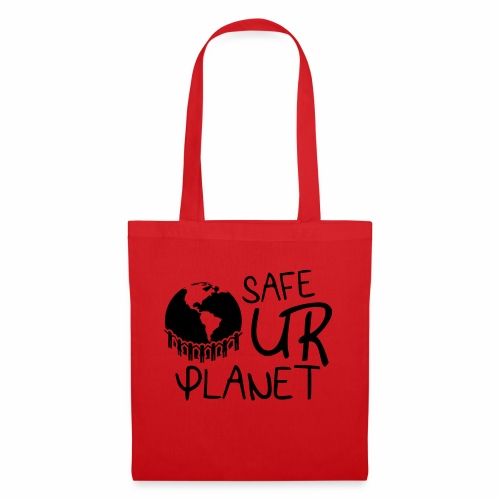 safe your planet - Stoffbeutel