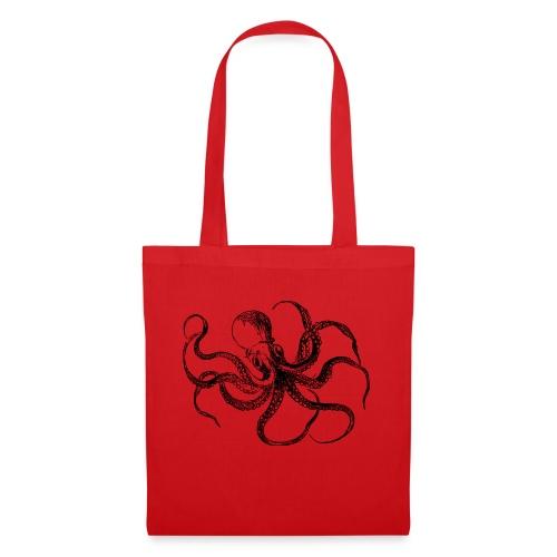 Octopus - Sac en tissu