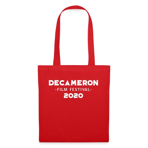 DECAMERON Film Festival 2020 - Tote Bag