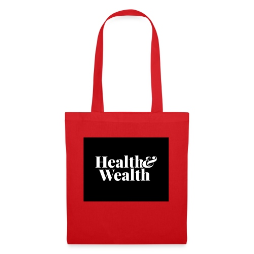 Wealth & Wealthy - Bolsa de tela