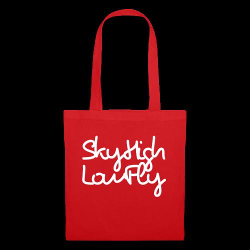 SkyHighLowFly - Bella Women's Sweater - White - Tote Bag
