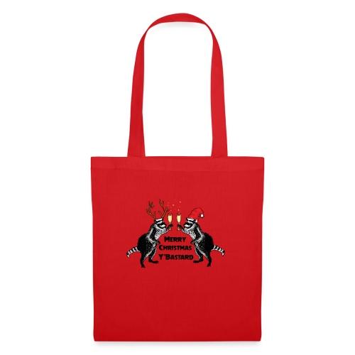 Xmas Raccoons - Tote Bag