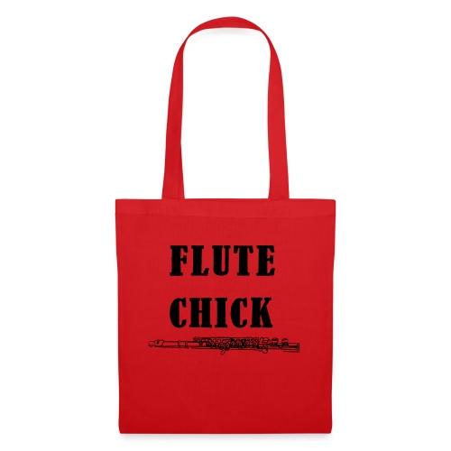 Flute Chick - Stoffveske