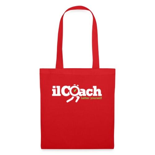 ilCoach betteryourself - Borsa di stoffa