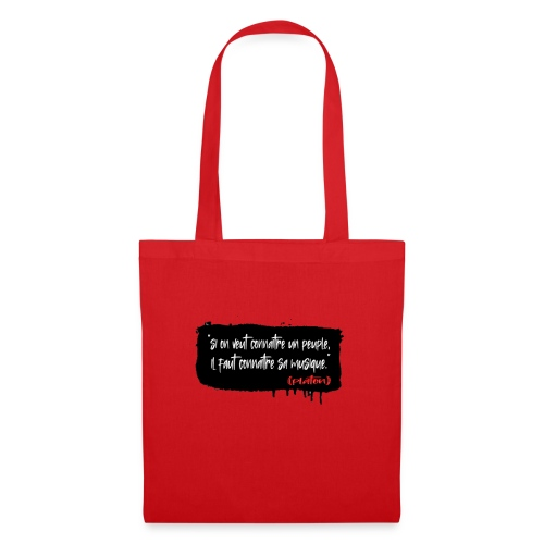 citation de platon - Tote Bag