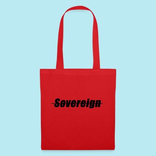 Sovereign Dash Black - Tote Bag