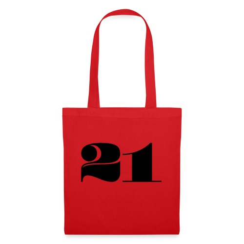 21 - TWENTY ONE - Tote Bag