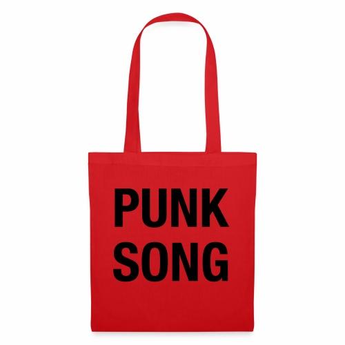 PUNK SONG - Tote Bag