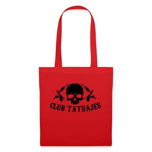 Club tatuajes - Bolsa de tela