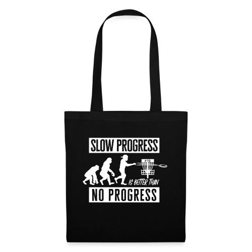 Disc golf - Slow progress - White - Kangaskassi
