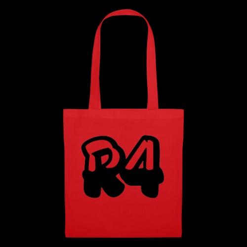 R4KS1NG logo - Borsa di stoffa