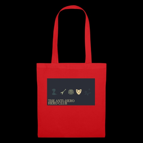 THE ANTI -HERO HERO CLUB T - Tote Bag