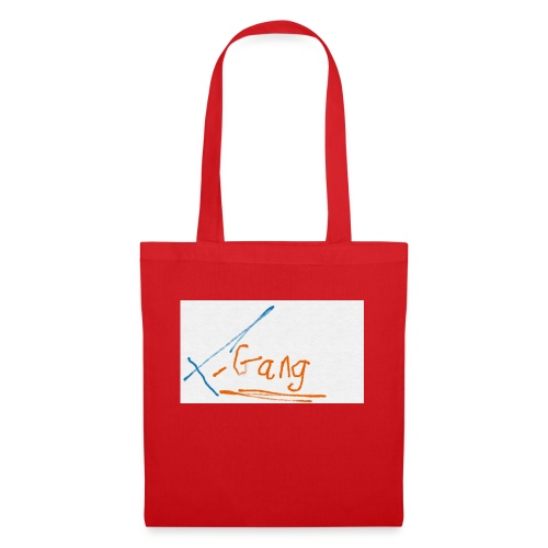 t gang logo - Tote Bag