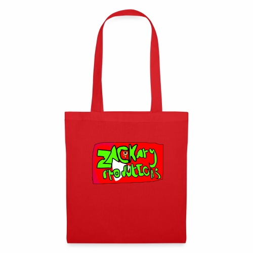 ZackaryProductions Desgin - Tote Bag