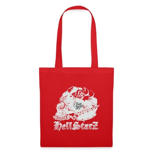 HELLSTARZ Skull Logo - Sac en tissu