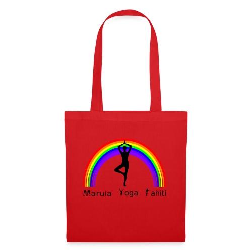 Logo de Maruia Yoga Tahiti - Tote Bag