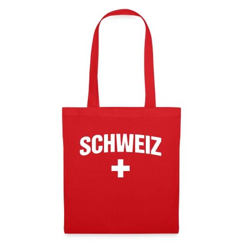 Schweiz - Suisse - Switzerland - Swiss - Stoffbeutel