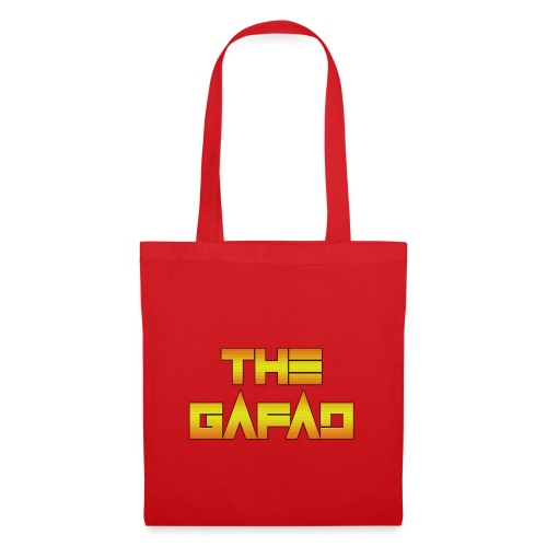 The Gafad - Official Orange/Yellow Logo - Borsa di stoffa
