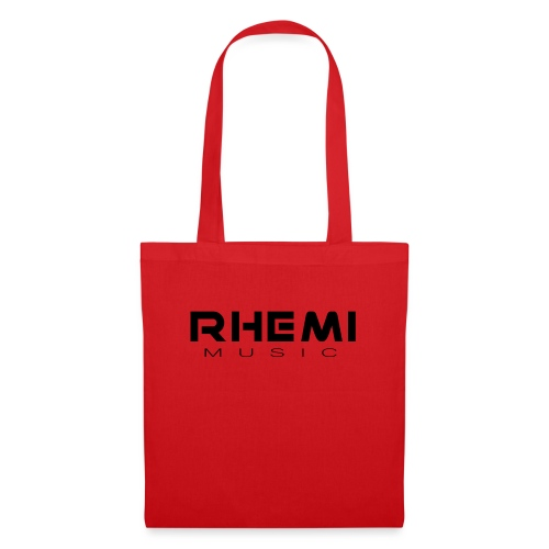 Classic Rhemi Logo Black - Tote Bag